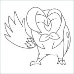 Dartrix drawing