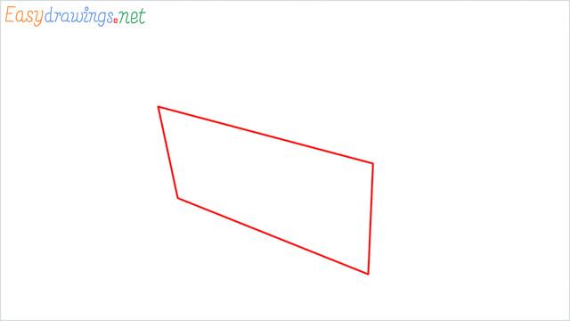 How to draw a Pie step (1)