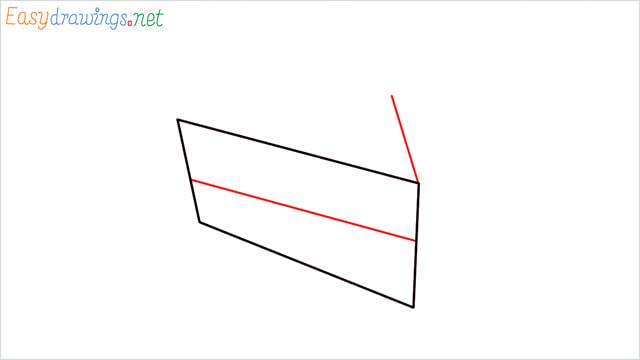 How to draw a Pie step (2)