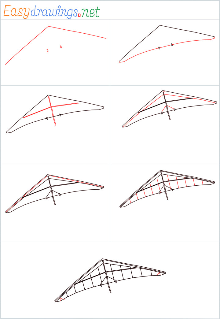Overview added for Hang Glider drawing