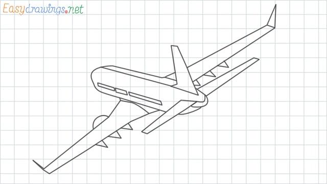 Airplan grid line drawinge