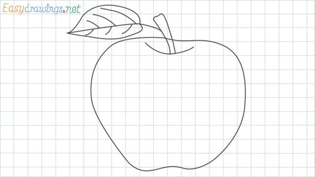 Apple grid line drawing
