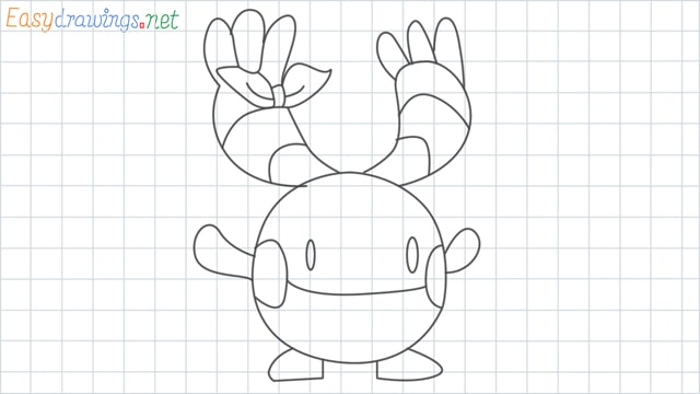 Chingling grid line drawing