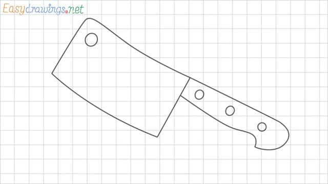 Cleaver grid line drawing