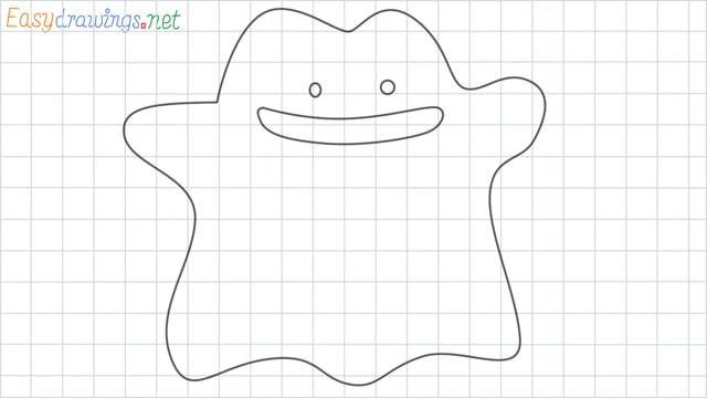 Ditto grid line drawing
