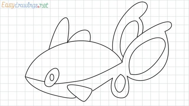 Finneon grid line drawing