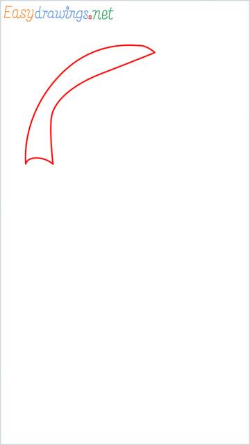 How to draw Shin chan step (1)