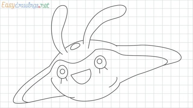 Mantyke grid line drawing
