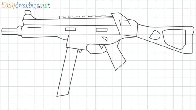 Ump9 grid line drawing