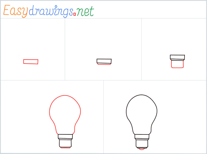 Bulb drawing Overview