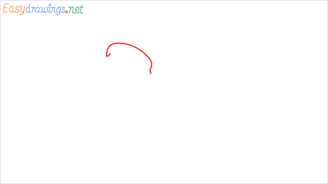 How to draw The grinch step (1)