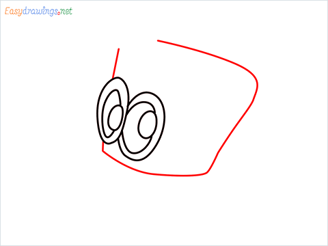 how to draw cappy ghost step (4)