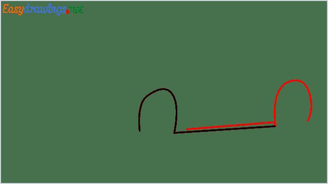 how to draw ferrari car step (2)