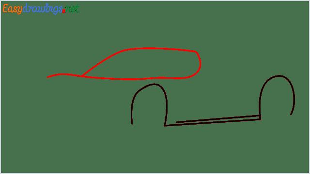 how to draw ferrari car step (3)
