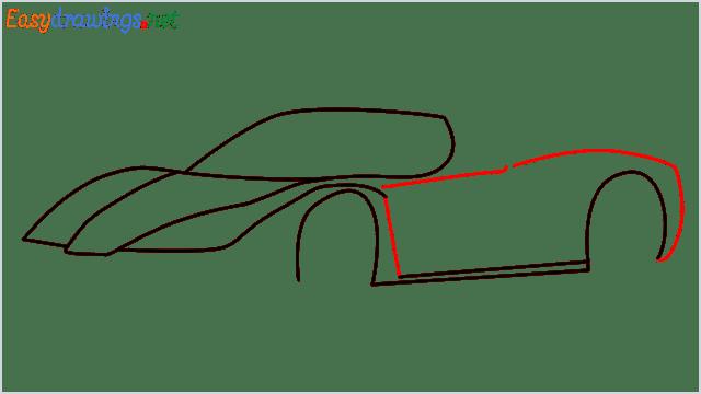how to draw ferrari car step (6)