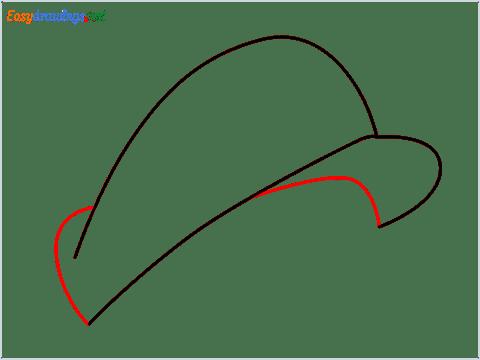 how to draw mario luigi step (3)