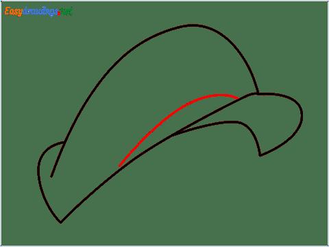 how to draw mario luigi step (4)