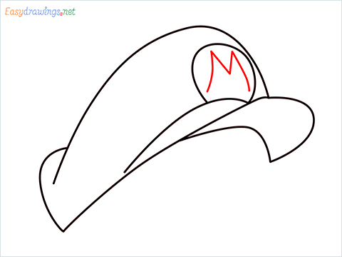 how to draw mario luigi step (6)