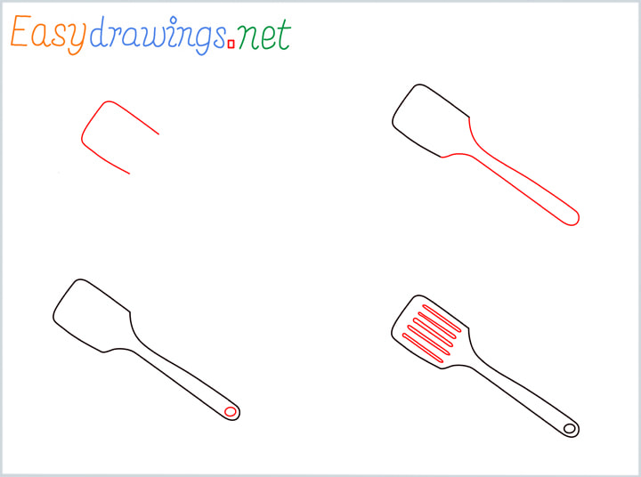 Spatula drawing Overview