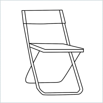 draw a chair