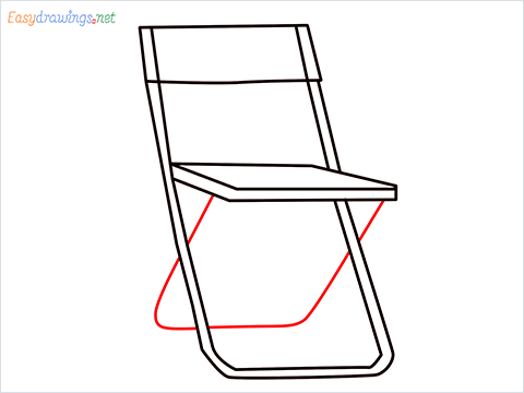 how to draw a chair step (6)