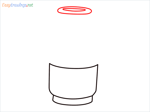 how to draw a gas cylinder step (3)