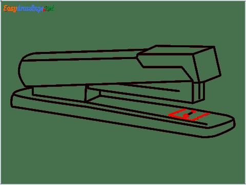how to draw a stapler step (10)