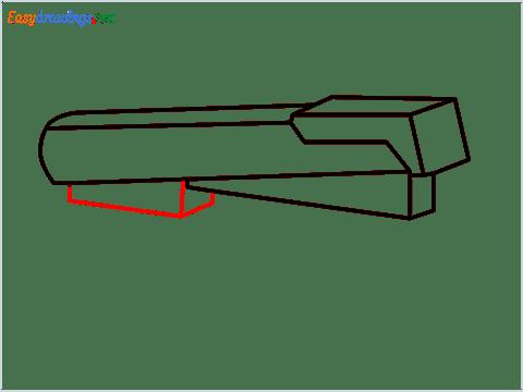 how to draw a stapler step (6)