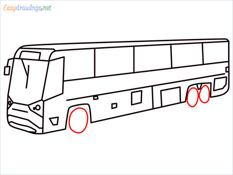 how to draw volvo bus step (10)