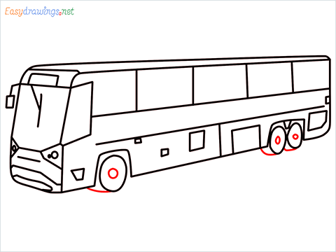 how to draw volvo bus step (11)