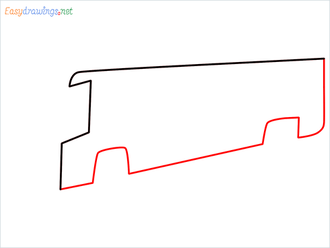 how to draw volvo bus step (2)