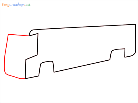 how to draw volvo bus step (3)