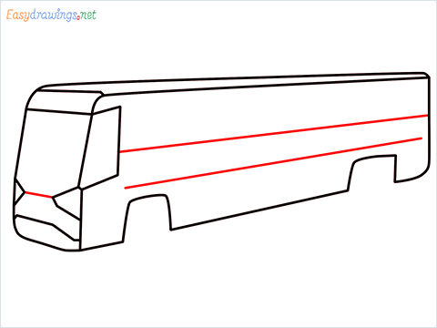 how to draw volvo bus step (6)