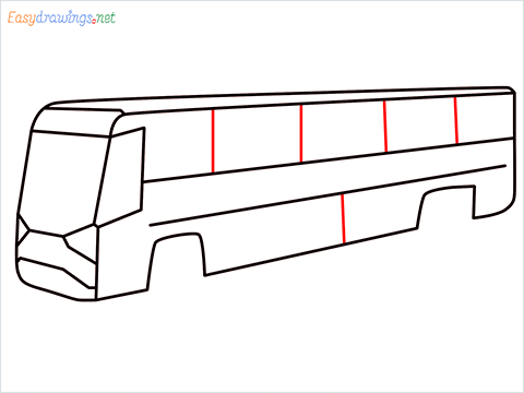how to draw volvo bus step (7)