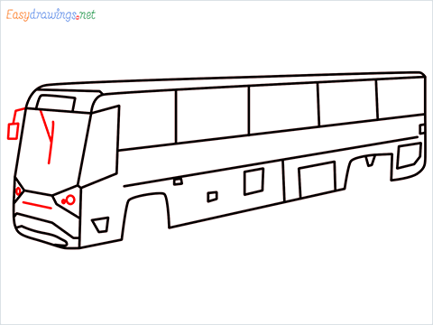 how to draw volvo bus step (9)