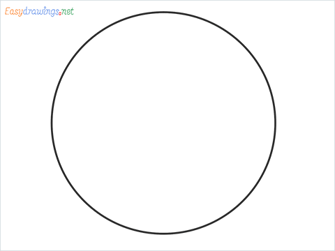 How to Draw a Circle step by step for beginners