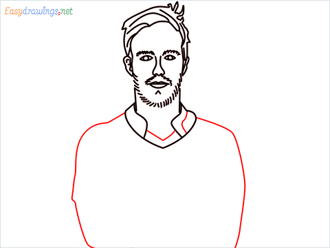 How to draw A B de Villiers step (10)