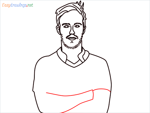 How to draw A B de Villiers step (11)