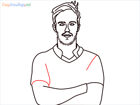 How to draw A B de Villiers step (12)
