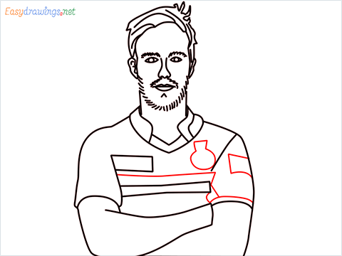 How to draw A B de Villiers step (14)