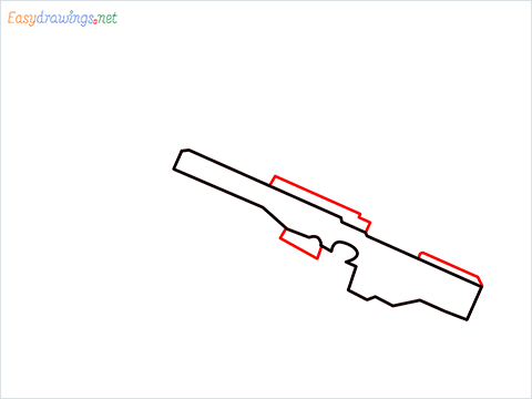 How to draw AWM step (3)