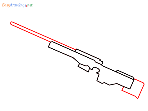How to draw AWM step (4)