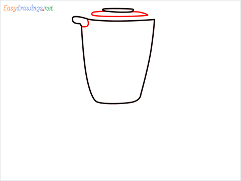 How to draw a Blender step (4)
