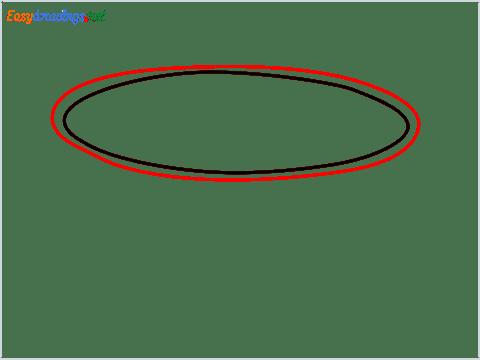 How to draw a Colander step (2)
