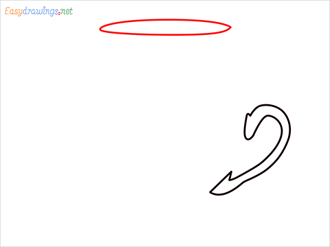 How to draw a Demitasse step (3)