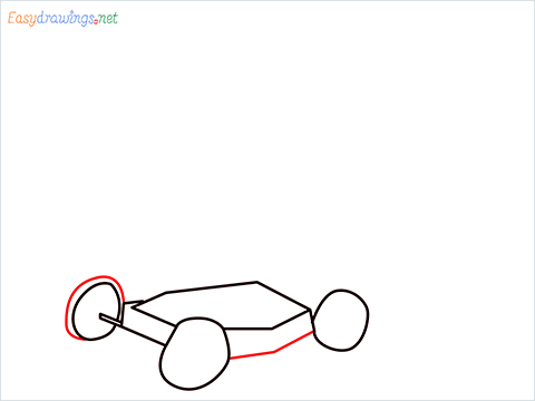 How to draw a Lawn Mower step (4)