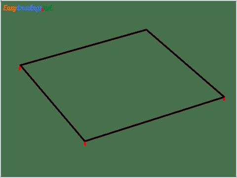 How to draw a Napkin step (3)