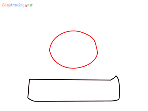 How to draw a Telephone step (2)