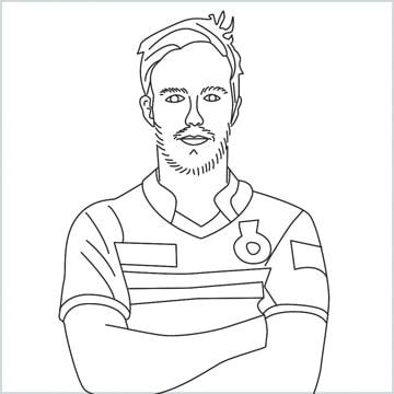 draw A B de Villiers