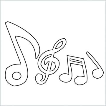 draw Music